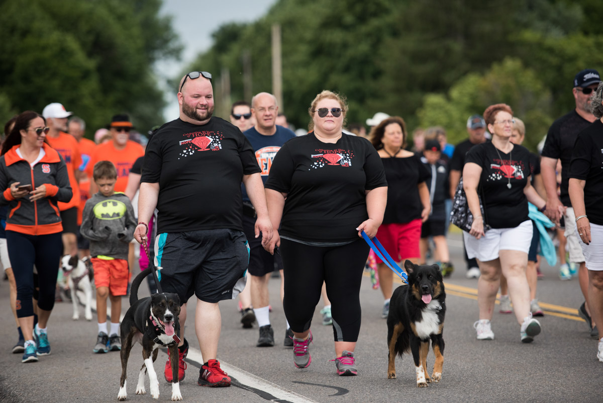 Remembrance 5K Run/3K Walk For HOPE 2018 – 19